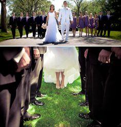 Real Wedding   Bridal Party #WeddingPhotography