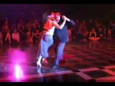 Tango - Morena : Julio Balmaceda & Corina de la Rosa    I like this dance!!