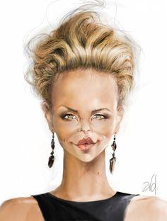 Charlize Theron/always beautiful