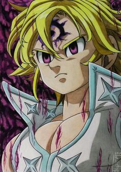 Anime Meliodas, Meliodas Vs, Wrath Seven Deadly Sins, Seven Deadly Sins Anime, Naruto Shippuden Sasuke, Anime Naruto, Manga Anime, Me Me Me Anime, Anime Love