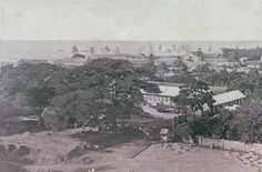 Port of Spain Harbor, Monuments, Port Of Spain, Pikes Peak, Nature Center, Old Postcards, World Best Photos, Ghost Towns, Trinidad And Tobago, Paris Skyline