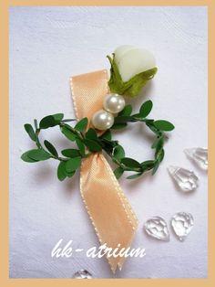 Nr.194 Hochzeitsanstecker Gäste www.hk-atrium.com