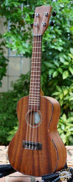 Image of Kala KA-SMHC Solid Mahogany Concert Ukulele