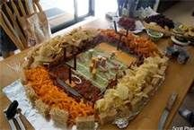 football themed food - Bing Images