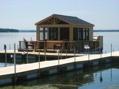 Trailerable Pontoon Houseboat | DIY Houseboat Plans – Building Your Own Houseboat