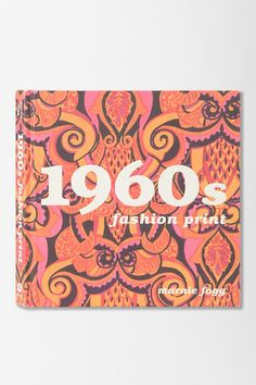 Image result for 1960 fashion prints book