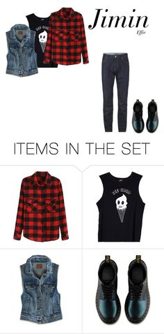 """Tomboy outfits that the Bangtan boys would like (Jimin)"" by effie-james ❤ liked on Polyvore featuring art, simple, kpop, korean, bts and jimin"