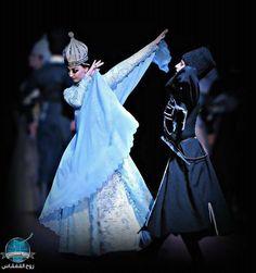 Circassian dancers
