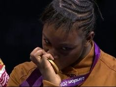Shields first American woman to win boxing gold (Photo: ©2012 NBCUniversal Media, LLC) #NBCOlympics
