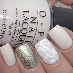 """Sometimes your nails just need to be """"Fancy-Schmancy""""! Create an elegant mani perfect for weddings, parties and more with these Elegant Twist Nail Vinyls!"""