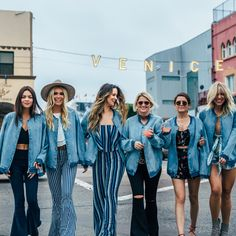Show Me Your Mumu fall launch party in VENICE