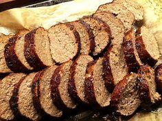 Stadig köttfärslimpa – lätt att skära i fina skivor! – Minced Meat Dishes, Come Dine With Me, Mince Meat, Swedish Recipes, Something Sweet, Dessert Recipes, Desserts, Love Food, Sausage