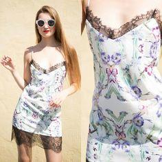 Beautiful Whimsical Lacey Slip Dress! WWW.MODLOOK29.COM!
