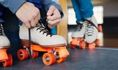 Groupon - Skating for Two, Four, or Six with Skate Rental Plus Arcade Points at Sparkles Family Fun Centers (Up to 60%Off) in Multiple Locations. Groupon deal price: $34