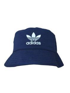 adidas Originals AC Bucket Hat in Navy - Northern Threads