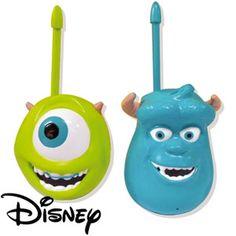 Picture of Disney Monsters University: Walkie Talkie £9.99 Home Bargains