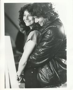 RICHARD GERE/DEBRA WINGER/OFFICER AND A GENTLEMAN/8X10 COPY PHOTO G3274