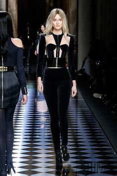 Balmain – 113 photos - the complete collection
