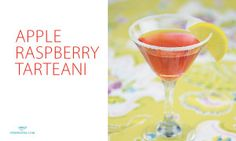 Ingredients: •¼ cup Apple Raspberry Sorbet Fruit Tea, Organic •1 cup Cranberry & Raspberry juice blend •3 oz vodka •Raspberries and lime for garnish •White sugar  See this recipe and more at http://www.mysteepedteaparty.com/steepedteaindiana