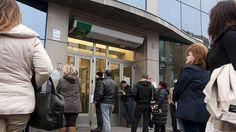En el último trimestre de 2012 había 11,7 millones de desempleados en la Unión Europea, cerca del doble que en 2008 (5,7 millones), según el informe de la OIT