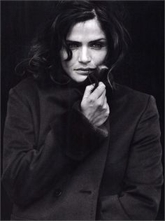 Helena Christensen - Photo by Peter Linderbergh