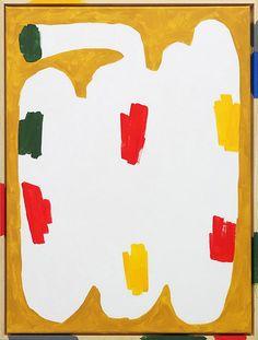 Jordy van den Nieuwendijk - Pepper (2014)  90 × 70cm, acrylics on canvas, painted wooden frame