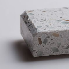 Eco Countertop Edges : Idris (IM) Edge. A reversed and sharply slanted mitered edge gives ...