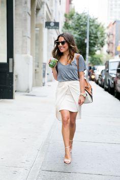 bf7c0f0b0 Paula Ordovás Paula Ordovás, Casual Skirt Outfits, Cool Outfits, Hourglass  Figure, Summer