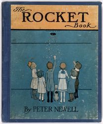El libro cohete. The rocket. Could do study on book.  Rhyming words, math first, second, third, fourth, etc. memorizing.
