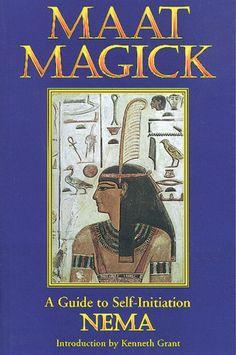 Maat Magick Nema  Libro de alta magia de nema