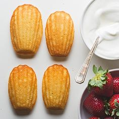 """Learn to make the perfect madeleines from David Lebovtiz's """"My Paris Kitchen."""""""