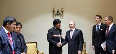 #Bolivia Informa: #Putin hablará con #Chile por acceso soberano al mar para Bolivia - #MarParaBolivia