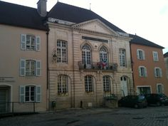 Mairie-Chateauvillain-France