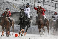 Among winter sports in #Poland there are some less common activities. This year the Bukovina #Polo Snow Master will take place 8th of February. You still have time to book your tickets ;) (photo by Mariusz Cieszewski)  http://www.polo-magazin.de/en/bukovina-polo-snow-masters-2013-tatra-mountains-poland-20106/
