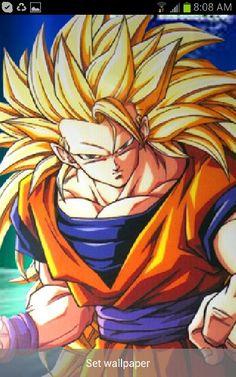 Goku ssj3 (super sain 3)