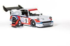 LEGO Martini Porsche Racing