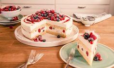 Beerige Käse-Sahne-Torte Rezept   Dr. Oetker