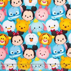 Tsum Tsum - Mickey and Friends Packed Yardage