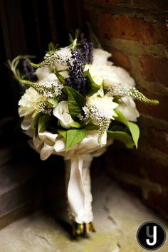 bouquet with lavender