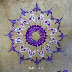 Mandalas On Pinterest Mandalas Flower Mandala And