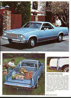 1979 GMC Advertisements | 1979 GMC Caballero Ad