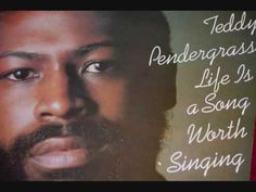 Teddy Pendergrass - It don't hurt now...... Sometimes it doesn't matter how much you love somebody, it's still not enough .....