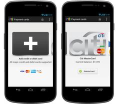 Use any credit or debit card with Google Wallet | Google Commerce