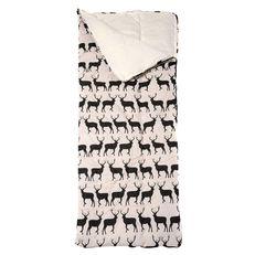 zomerslaapzak/summer sleeping bag   herten/deer  http://www.urbansandindians.com/item/308555-zomerslaapzak