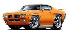 1970 Judge GTO !