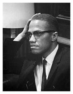 Malcolm X taught himself to read in prison