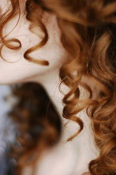 ringlets are some of my favourite things