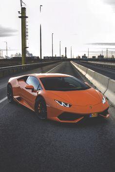 Lamborghini Huracán .