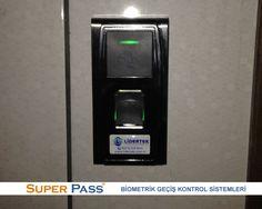 ZKTeco Ma 300 ID IP65 Su Geçirmez Parmak İzi Okuma Sistemi | ZKSoftware