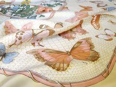 Authentic Vintage Hermes Silk Scarf Farandole Original Issue by CarredeParis on Etsy